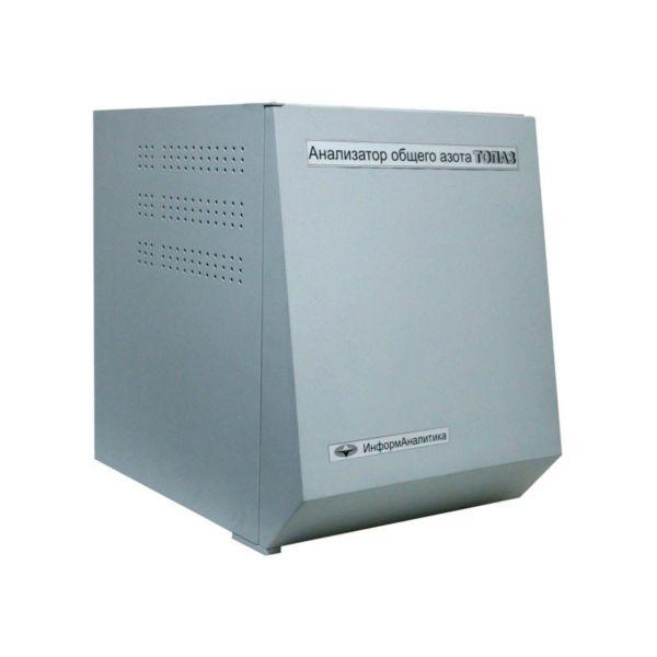 ТОПАЗ стационарный газоанализатор общего азота и углерода в воде
