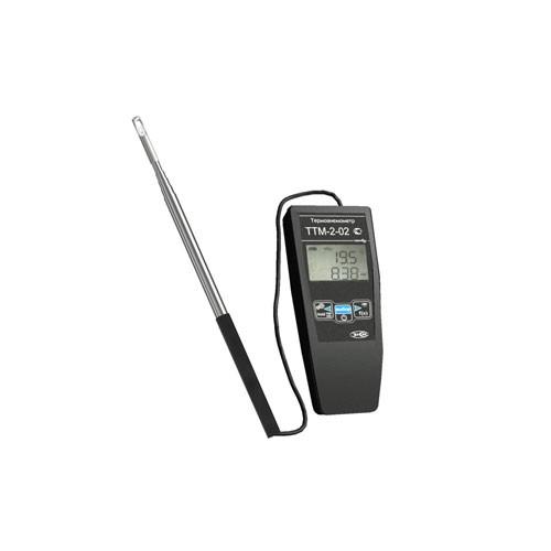 ТТМ переноснойтермоанемометр(измерительскоростиитемпературыпотокавоздуха)