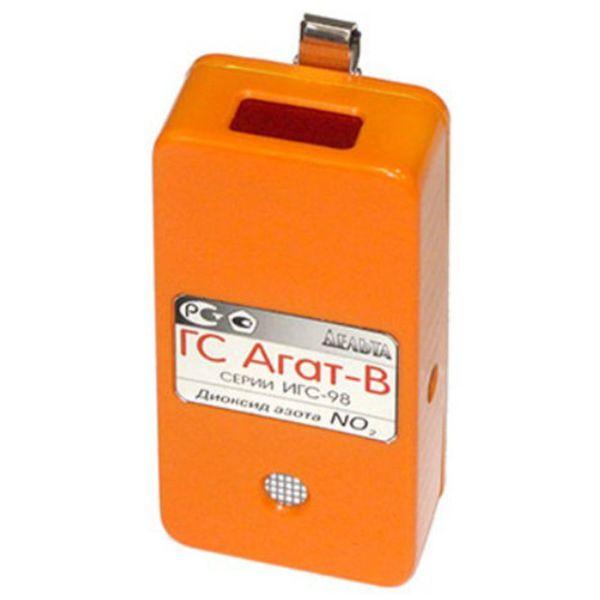Фото 2 - Агат-В серии ИГС-98 газоанализатор переносной на диоксид азота NO2.