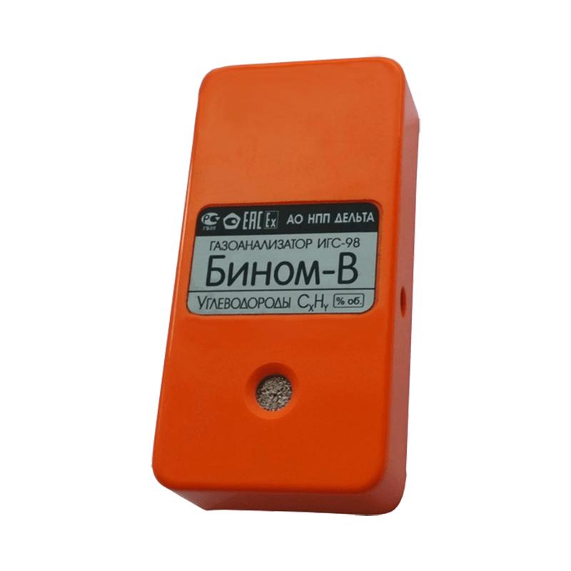 Индивидуальный газоанализатор ИГС-98