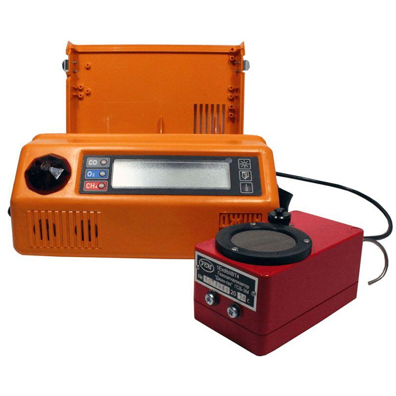 Газоанализатор переносной Джин-газ ГСБ-3М