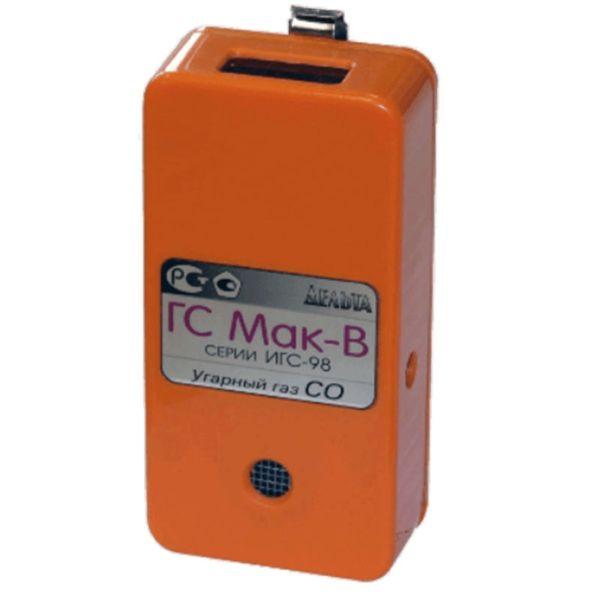 Фото 2 - Мак-В серии ИГС-98 газоанализатор переносной на угарный газ CO.