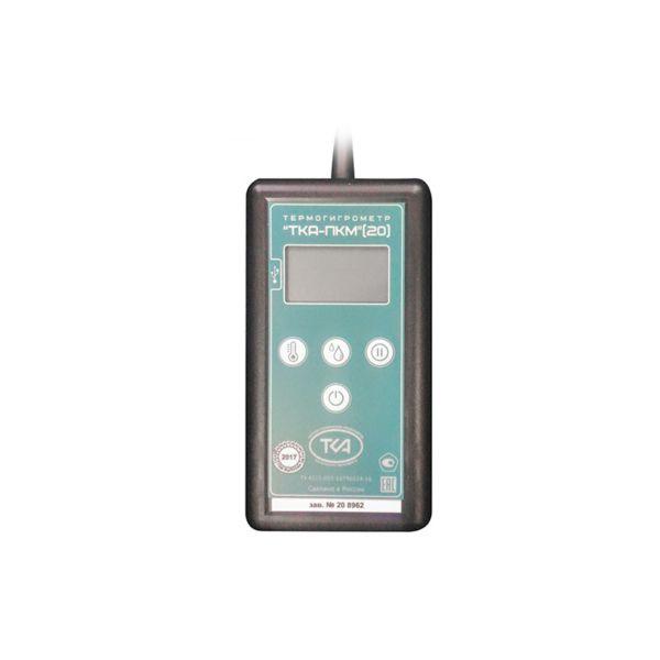 Фото 3 - ТКА-ПКМ 20 термогигрометр переносной.