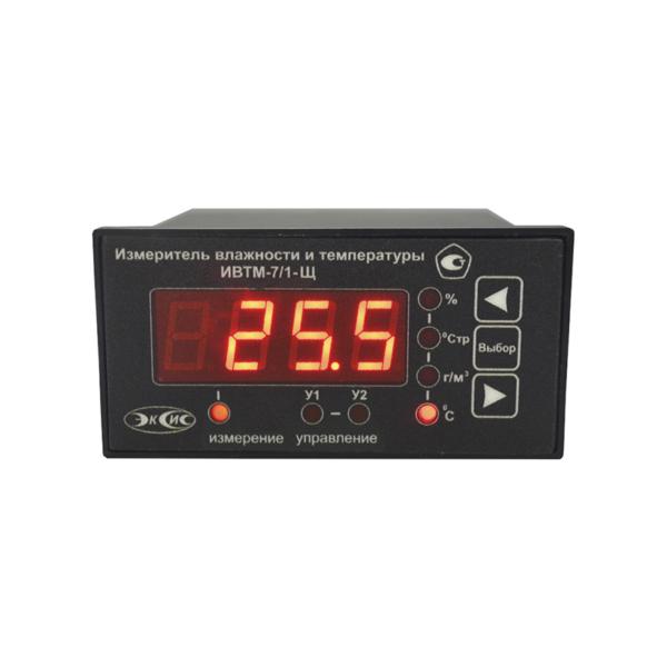 ИВТМ-7/1-Щ стационарный термогигрометр щитовой