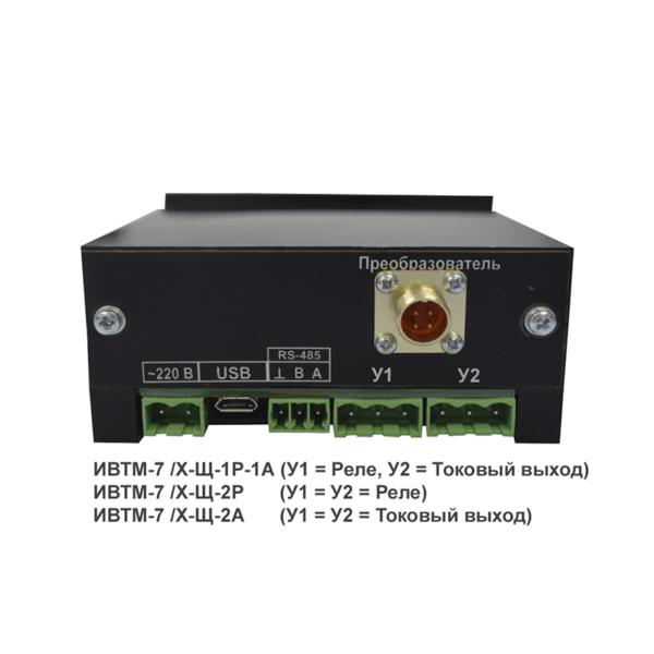 ИВТМ-7/1-Щ стационарный термогигрометр в щитовом исполнении