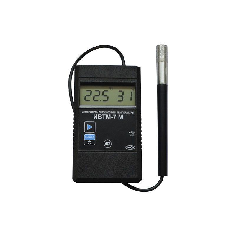 Портативный термогигрометр ИВТМ-7М К