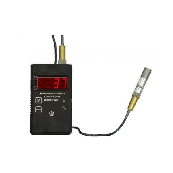 ТермогигрометрИВТМ МС