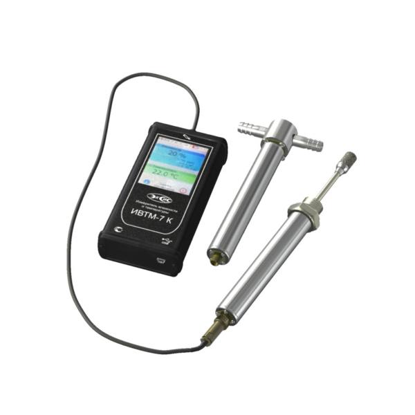 Фото 4 - ИВТМ-7 К серия переносных термогигрометров с зондом.