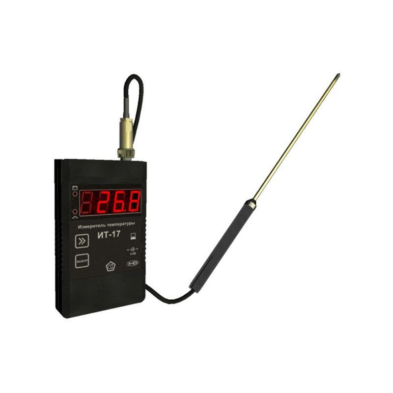 Переносной термометрИТ-17С-01