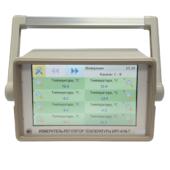 Фото 201 - ИРТ-4/16-Т стационарный 16-канальный измеритель-регулятор температуры.