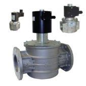 Фото 4 - EVP/NC (Madas) клапан газовый электромагнитный нормально-закрытый с автоматическим взводом.
