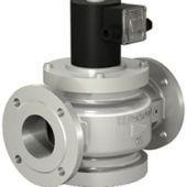 Фото 175 - ВН двухпозиционный (стальной) клапан газовый электромагнитный нормально-закрытый с автоматическим взводом.