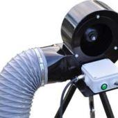 Фото 22 - ВСП-500М переносная вытяжка-вентилятор продувки (оборудование для вентиляции) колодцев.