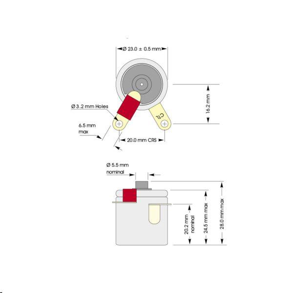 C/2PN CiTiceL сенсор на кислород (O2) электрохимический