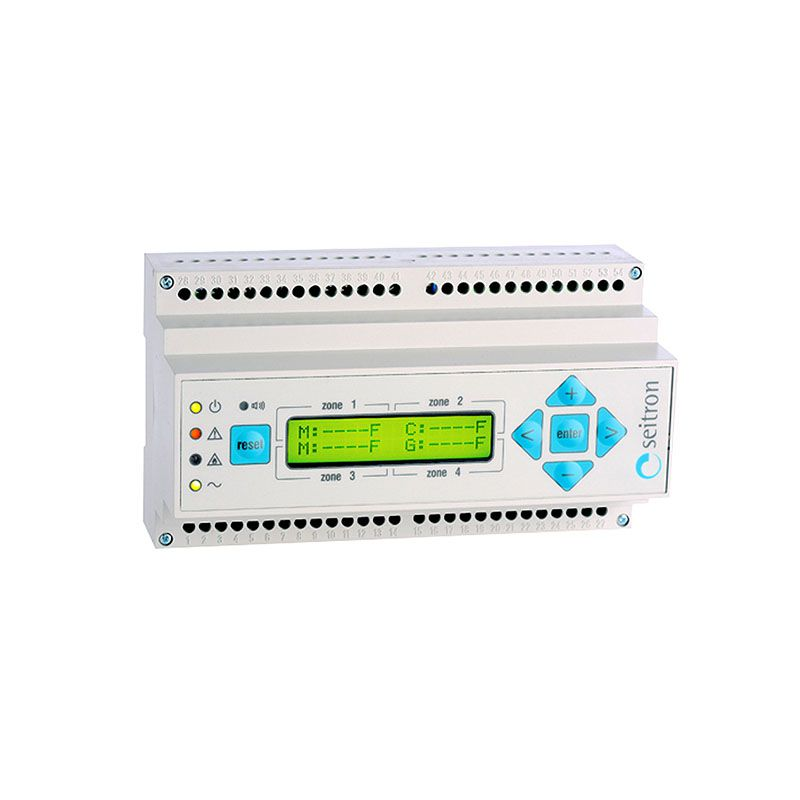 Фото 5 - RYK01M Seitron (Сейтрон) система загазованности с датчиками SY и SGW..M (до 32 шт), взамен RGW032.