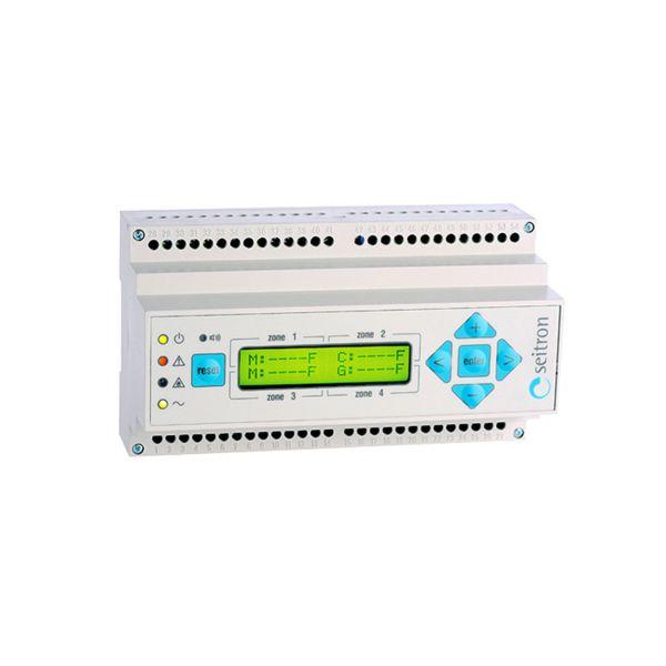 Фото 2 - RYM03M Seitron (Сейтрон) блок управления для датчиков SGY и SY (до 8 датчиков), взамен RGY000MBP4.