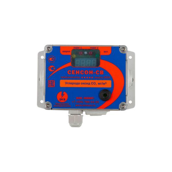 Фото 2 - Сенсон-СВ-5024 стационарный 1-канальный газоанализатор.