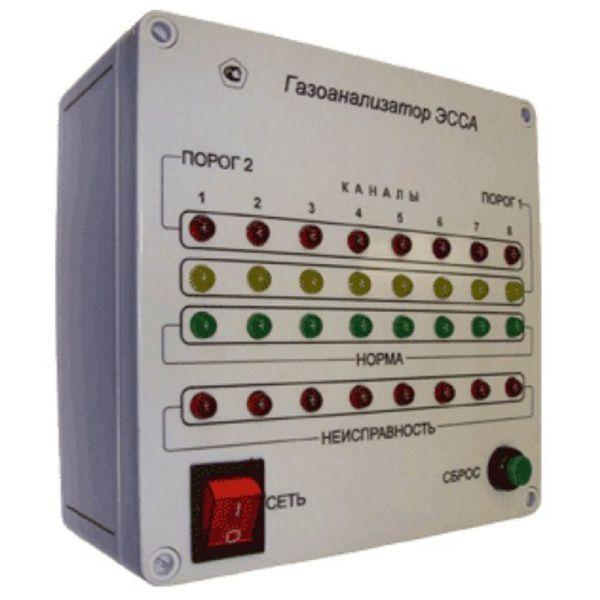 ЭССА исполнение БС стационарный газоанализатор