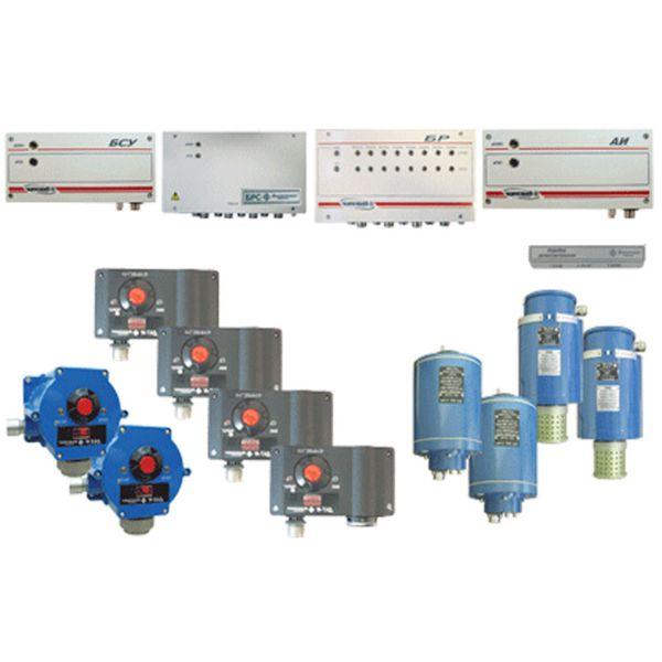 Система контроля атмосферы промышленных объектов СКАПО