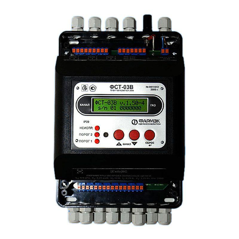 Многоканальный стационарный газоанализатор ФСТ-03